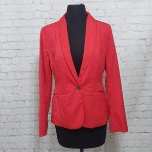 Old Navy Casual Red Blazer